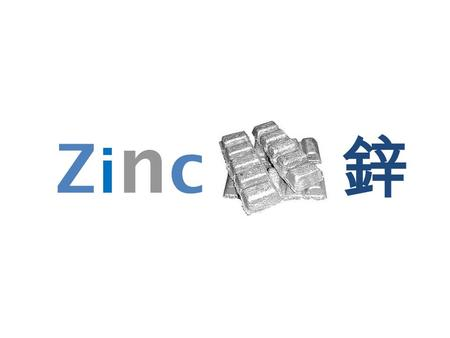 Z i n c 鋅. Basic info. ◆ Symbol: Zn ◇ Atomic no.: 30 ◆ Has 5 stable isotopes (64, 66, 67, 68, 70 Zn) ◇ 24 th most abundant element in Earth's crust ◆