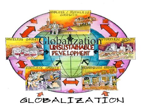 positive and negative effects of globalization The negative impact of globalization on positive and negative effects of globalization this paper examines the negative effects of globalization on.
