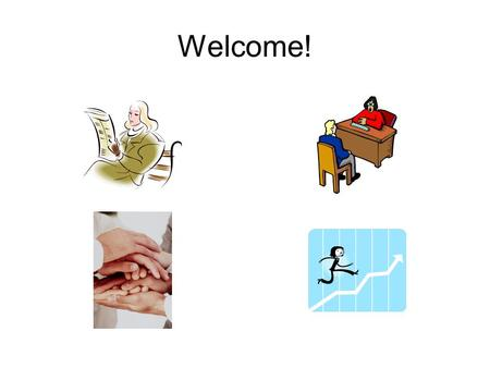 Welcome!. Recruiting and Interviewing People with Disabilities 25 April 2006 By: Heidi Frost Eric Gurley.