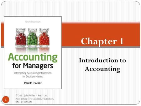 Accounting An Introduction 4th Edition Homework Academic