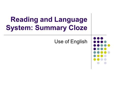 english as a language of choice English in computing the english language is shows english was the majority language choice for the past forty years and its share has continually increased.