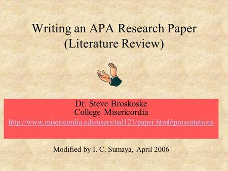 apa research paper components Apa research paper checklist (this is a fill-able pdf checklist for an 11 week class and an 8 week class) research writing guide tips preparation and the outline.