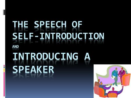 types of prepared speech Extemporaneous public speaking a must be printed material such as books or magazines (cannot be notes or speeches prepared by the contestant or notes prepared by another person for the judges should meet prior to the event to prepare and clarify the types of questions to be.