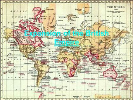 Expansion of the British Empire Empire. A short history of the British Empire The British Empire was the largest empire in history and for a substantial.