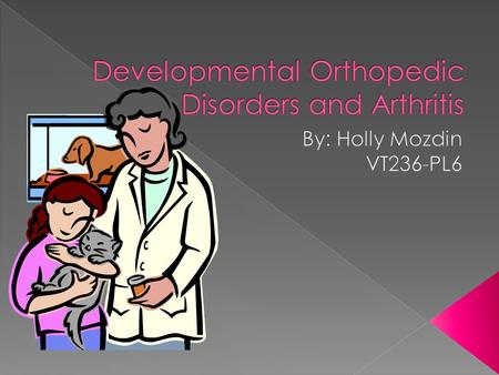 " Developmental Orthopedic Disorders aka ""<strong>DOD</strong>"" involves a diverse group of musculoskeletal disorders that occur in growing animals, most commonly fast-growing."