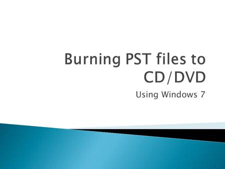 Using Windows 7.  We need to make sure that we can see hidden files and system files. Please go into folder options (windows explorer) and make sure.