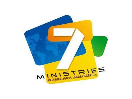 7 Ministries International is a non-profit interdenominational religious organization, registered with government of Andhra Pradesh in 2012, which uses.