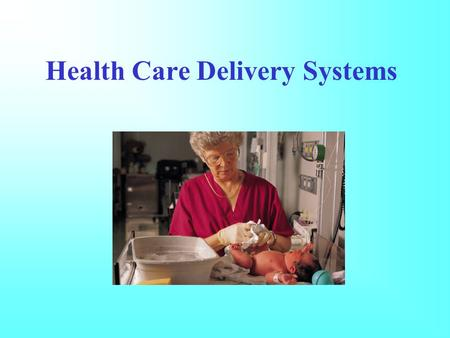 Health Care Delivery Systems. Health Insurance Coverage that provides for the payments of benefits as a result of sickness or injury. Includes insurance.