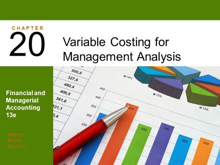 20 Variable Costing for Management Analysis