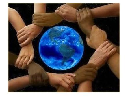 Global Citizens Global Futures One World One People.
