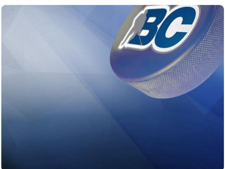 2015 BC Hockey AGM Coach Coordinator Seminar Team Designation RoleCourses Required Certification Pathway & Regulation Pre Novice Head Coach Coach 2.