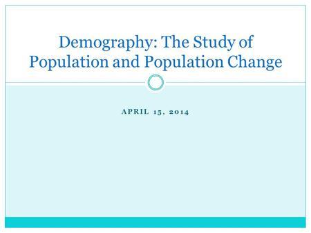 Demographics - Investopedia