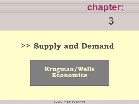 What a competitive market is and how it is described by the supply and demand model