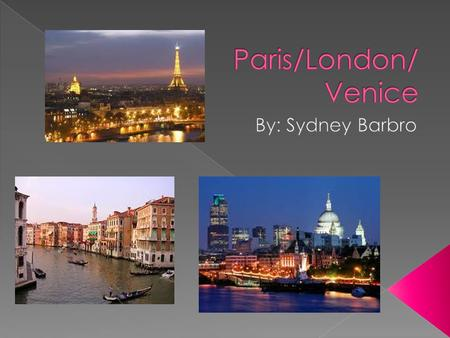 There are many reasons why people should visit Paris. For example, Paris is very beautiful, has many attractions like the Eiffel Tower, Notre dame Cathedral,