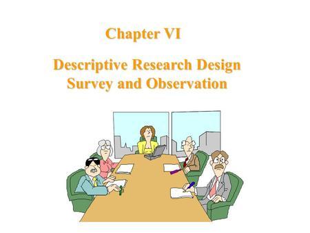 descriptive or survey research design A descriptive, survey research study of the student research design descriptive statistics.