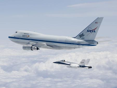 1. 2 SOFIA Stratospheric Observatory For Infrared Astronomy E. E. Becklin SOFIA Chief Scientist October, 2007.