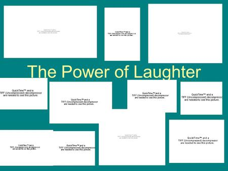 The Power of Laughter TOP 10 LIST What I Didn't Know Until I Had Kids 10. How bright a 3 a.m. full moon is 9. The design marvels of hooded towels, Velcro-strap.