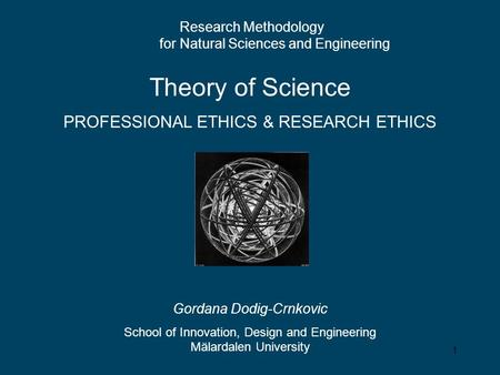 Research papers on professional ethics