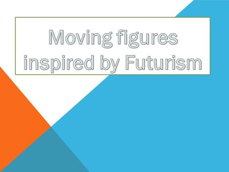 WHAT IS FUTURISM? Futurism Futurism was an art movement of 20th century Italy. Using various types of medium, futurist artists used emphasized themes.