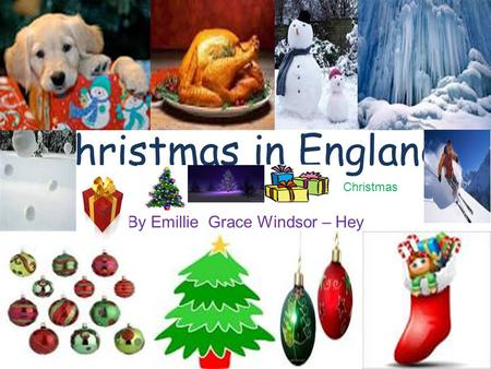 Christmas in England By Emillie Grace Windsor – Hey Christmas.