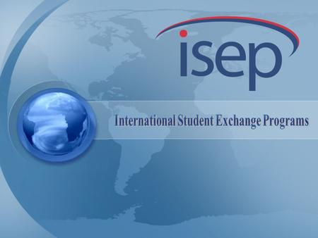 World's largest student exchange organization Membership non-profit with over 300 members 30 years of experience in international education Reciprocal.