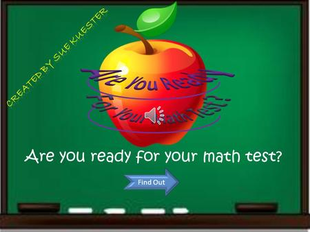Are you ready for your math test? Find Out 2 3 Previous.