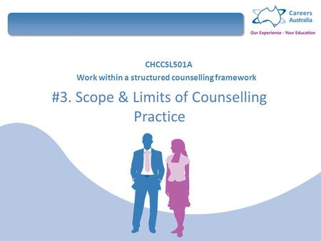 how does the counselling relationship contribute to work