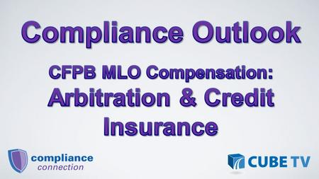 Arbitration Agreements Single Premium Credit Insurance.
