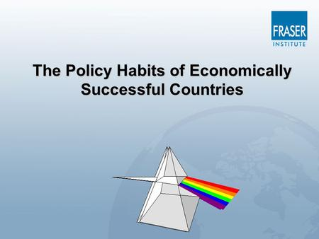 The Policy Habits of Economically Successful Countries.