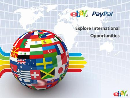 Explore International Opportunities. What is Retail Export.