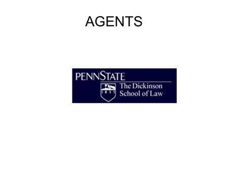 AGENTS. Issues Discussed Conflicts with Players –Illegal acts during representation –Negligent representation –Breach of fiduciary duty –Conflicts of.