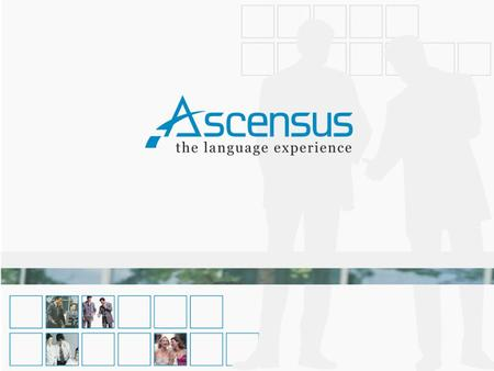 Ascensus AG Wieslergasse 2 - CH - 8049 Zürich - - Tel. +41 79 448 39 35 2 English Learning Immersion Retreat.