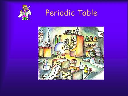 The Periodic Classification of the Elements - ppt video ...
