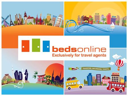 Bedsonline  is a market leading  online accommodation and travel extras provider