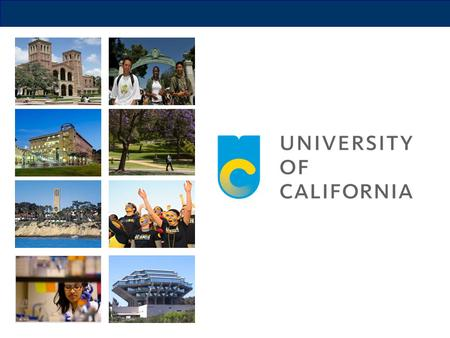 Our Mission We conduct research We teach We provide public service UC's libraries, museums, performing arts spaces, laboratories, gardens and science.
