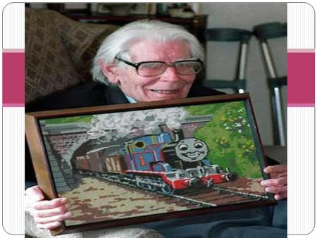 By George Bayfield Wilbert Awdry. Awdry's story Awdry was born at Ampfield vicarage near Romsey, Hampshire in 1911. Awdry's father was the Rev Vere Awdry,
