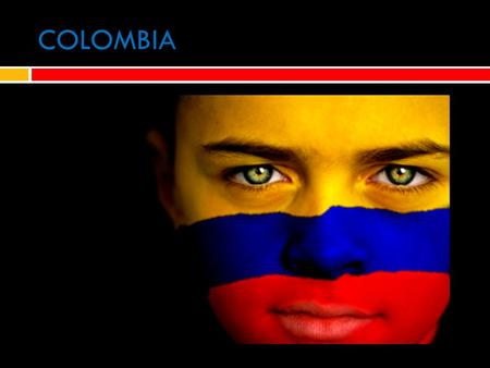COLOMBIA. Colombia is located in the American continent.
