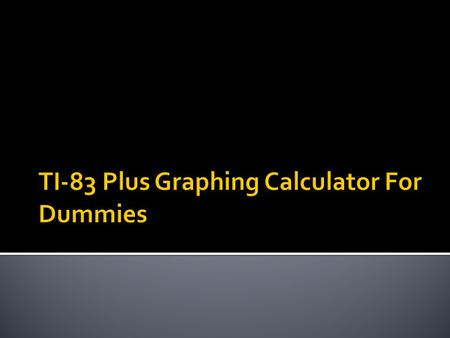 how to clear calculator memory ti-83 plus