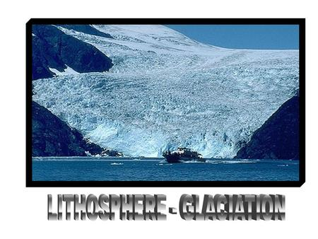 The 'Ice Age' was a series of advances and retreats of the icecaps. It lasted from 1.7 million years to 10,000 years BP. Most of Britain was glaciated.
