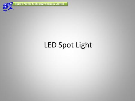LED Spot Light. 1x1W spot light Model number: SP-2001 Specification: - LED Number: 1x1W - Base type: MR11 - Lumen: 70-120lm (80lm typical) - Viewing angle: