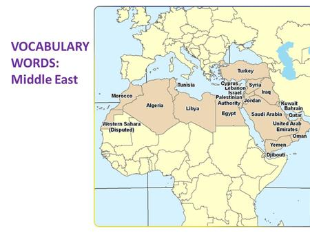 southwest asia physical map pdf