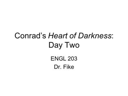 critical essay heart of darkness Free sample сritical уssay on heart of darkness  order critical essay about heart of darkness written by degree holding writers at our writing service.