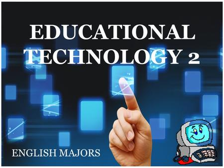EDUCATIONAL TECHNOLOGY 2 ENGLISH MAJORS. What are the initiatives of the Philippine Government in bridging the gap between Traditional teachers and Digital.