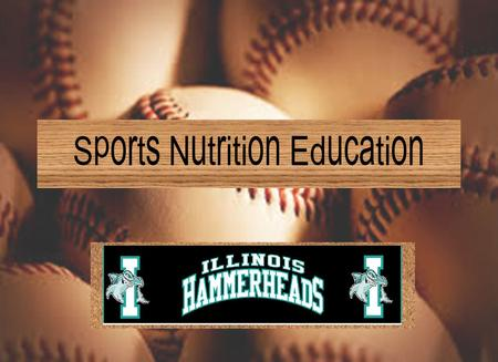 Sports Nutrition Education. Introduction Kelly Bodine First, I am a Badger BBA from UW-Madison in 1988 Second, I am a Huskie BS in Nutrition/Dietetics.