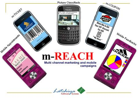 Multi channel marketing and mobile campaigns. What is Mobile Marketing ?  Ability to connect brands to customers via the mobile phone  Mobile <strong>acts</strong> as.