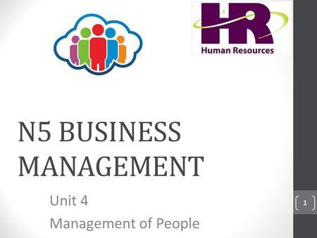 Unit 1, Business Administration Level2