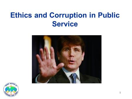 1 Ethics and Corruption in Public Service. 2 CHALLENGES OF PUBLIC SERVICE Large scale problems Transcend borders Stress limited resources Require knowledge.