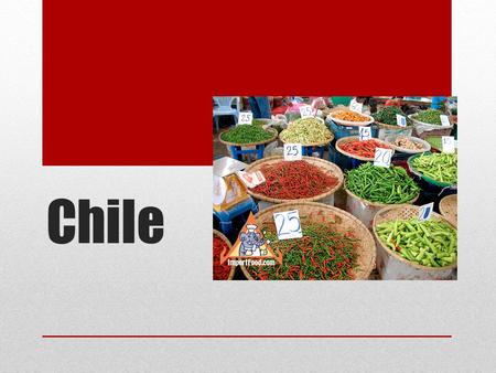 Chile. Fast Facts about Chile Chile borders three different countries; Argentina to the east, Bolivia to the northeast and Peru to the north Chile.