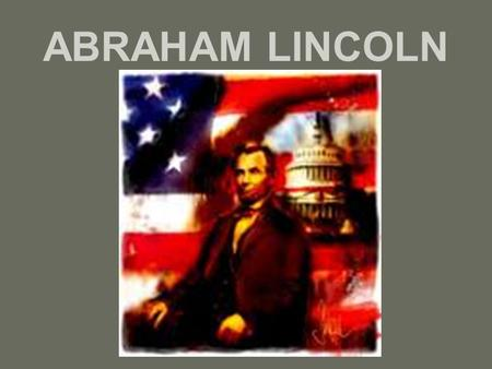 ABRAHAM LINCOLN. In your hands, my dissatisfied fellow countrymen, and not in mine, is the momentous issue of civil war. The government will not assail.
