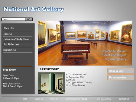 Search GO HOMEABOUT USVISIT USEDUCATION/STUDY TOURSART COLLECTIONSUPPORT US About Us Visit Us Art Collection Education/Study Tours Support Us Free Entry.